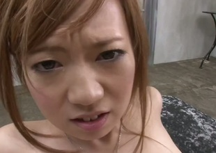 Mami Masaki just feels intense raunchy desire and bonks like insane