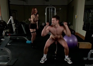 Gia DiMarco's Divine Exercise Torment