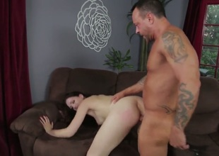 Sarah Shevon is in the mood for cock sucking