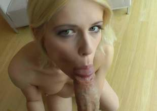 Enjoy another rocco tube with delightsome blonde slut Enchanting Cat getting taken in rocco Siffredi french love trap. That pretty hoochie has to suck it all dry, not forgetting about balls
