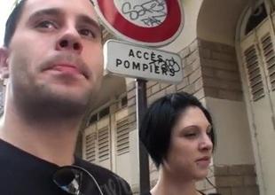 Two French harlots bang